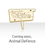 Coming soon.. Animal DeFence